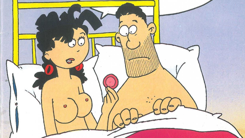De beste porno cartoons
