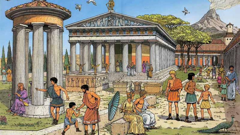 Citaten Uit Klassieke Oudheid : Folia