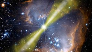 'De natuurkunde en sterrenkunde hebben hier decennia naartoe gewerkt'