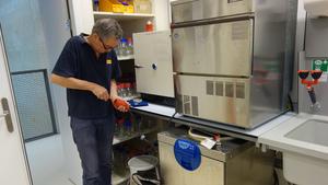 Microbiologen zijn weer terug op het Science Park