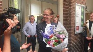 Video   Antoinette Muntjewerff is UvA's Docent van het Jaar
