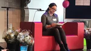 Dyslectische HvA-student in finale landelijke voorleeswedstrijd