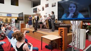 Silke van Daalen wins 4000 euro UvA thesis prize