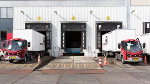 HvA en UvA openen duurzame logistieke hub