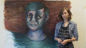 Video | 'Het portret is niet echt iemand'