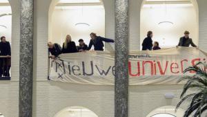 'We willen de wereldwijde ontmanteling van de neoliberale universiteit'