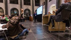 22% medewerkers en 7% studenten stemde al in UvA-referendum