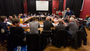 CvB opnieuw in gesprek met medezeggenschap over splitsing