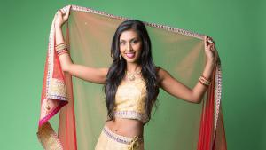 Video | Deze UvA-student deed mee aan de Miss India Holland-verkiezing