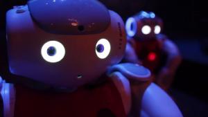 Video | Robots en literatuur op het Gala van de Wetenschap