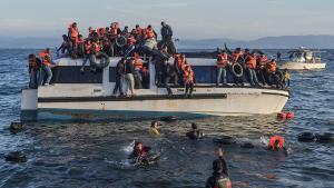 UvA-student wil vluchtelingen uit Griekenland gaan halen