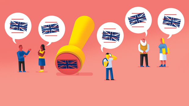 Het Engels Rolt Als Een Pletwals Over Onze Diversiteit Aan