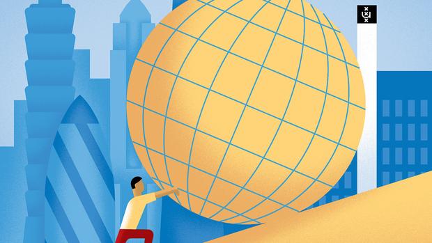 De Uva Moet Veel Meer Doen Om Te Internationaliseren Folia